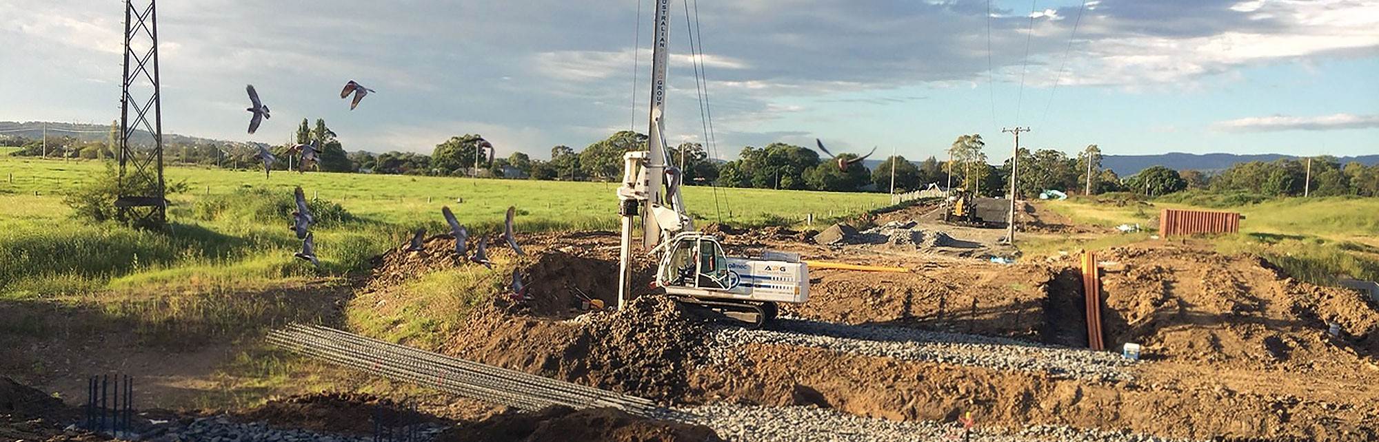 Australian Piling Group - Piling, Excavation, Shotcreting and